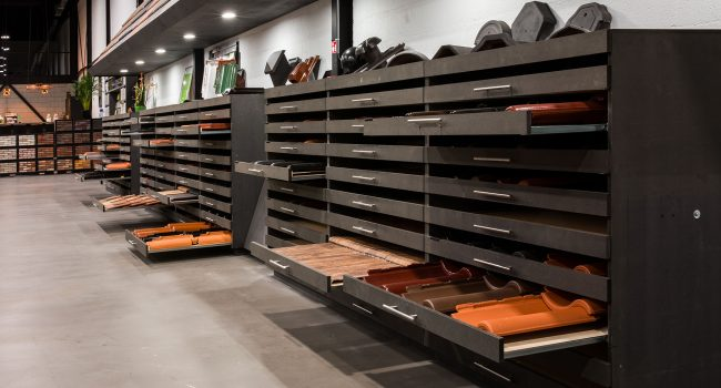 Showroom GDS Keramiek Delft